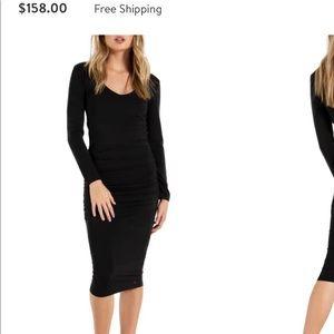 N:Philanthropy Lotus Midi Dress size medium
